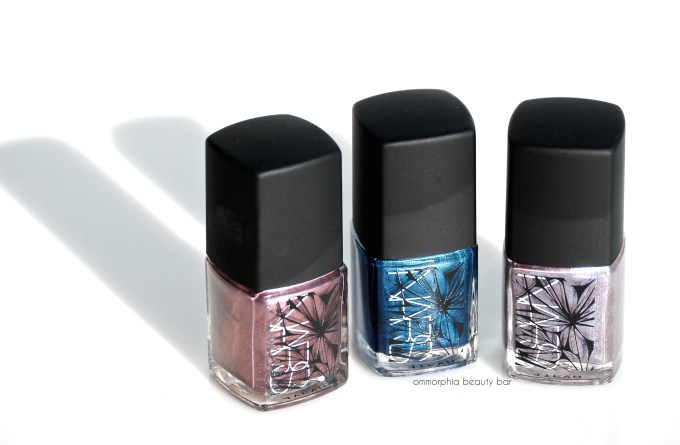 NARS Holiday 2014 lacquers opener 2