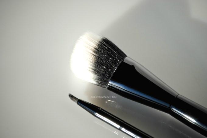 Tweezerman Brushes macro