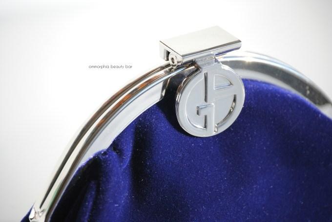 GA Orient Excess Palette pouch detail