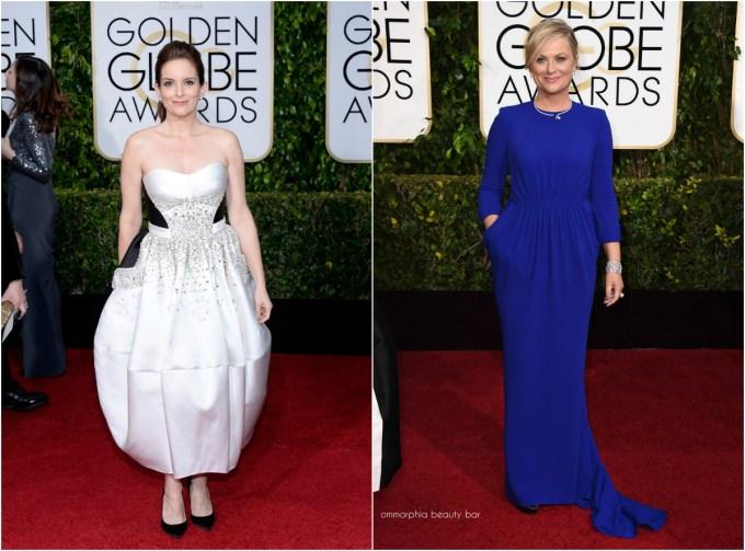 Golden Globes 2015 Tina Fey & Amy Poehler