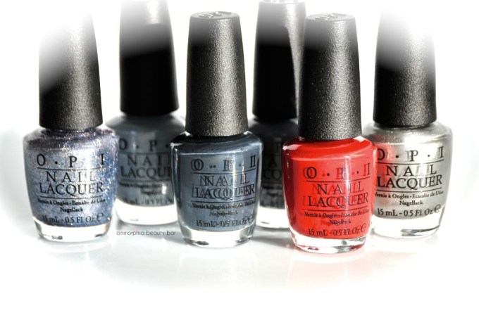 OPI Fifty Shades of Grey 2