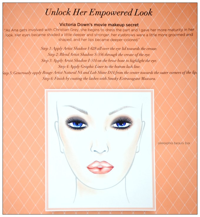 MUFE Give In To Me Empowered Look