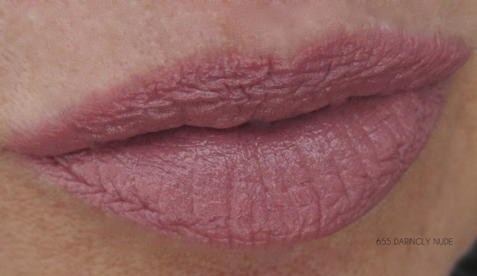 Maybelline Daringly Nude swatch