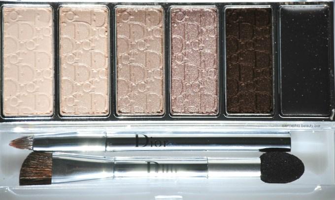 Dior Eye Reviver Palette macro
