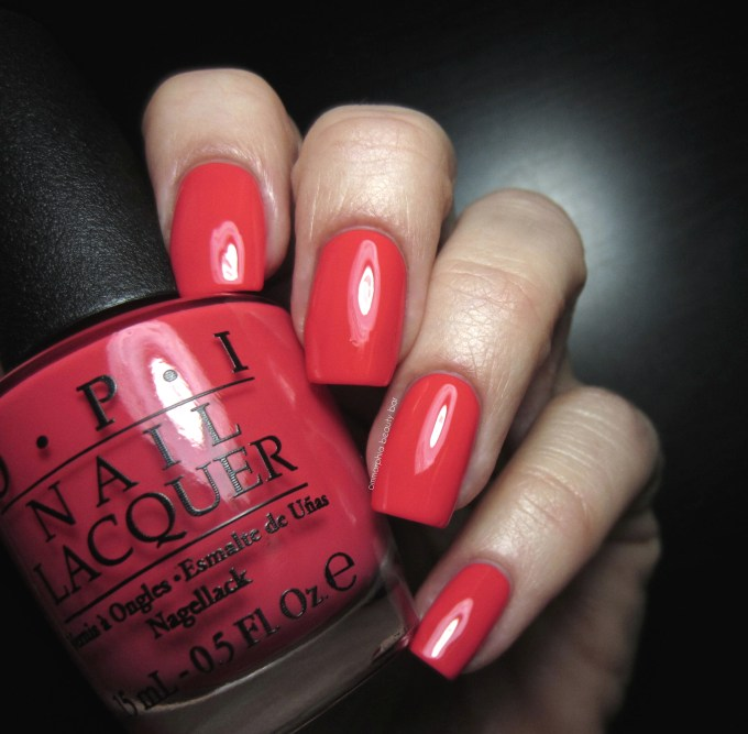 OPI Aloha From OPI swatch