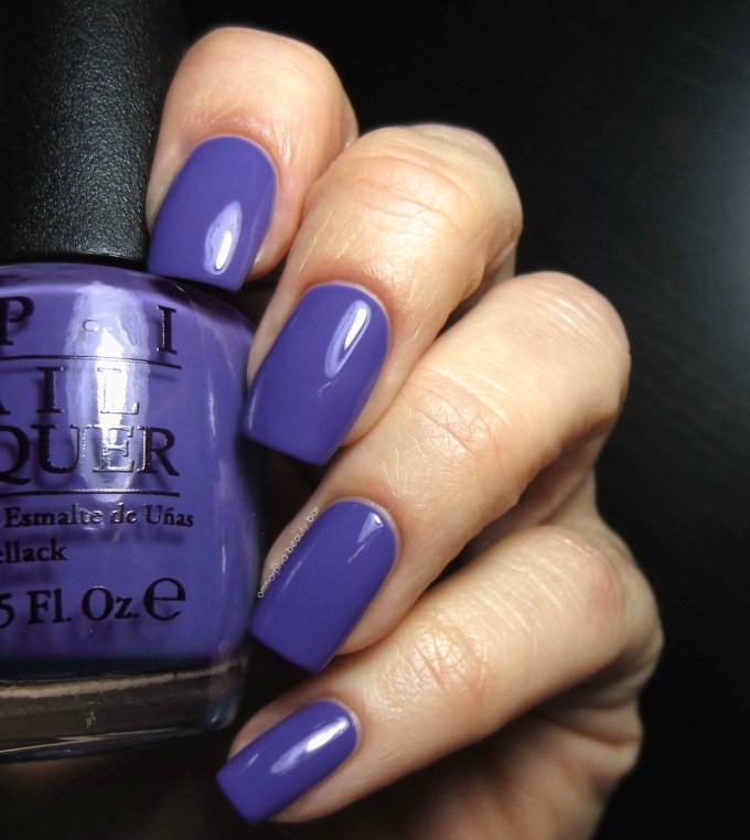 OPI Lost My Bikini In Molokini swatch