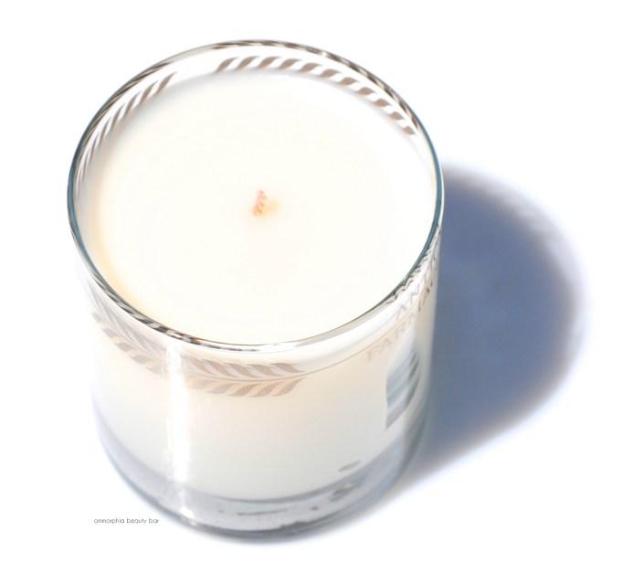 Antica Farmacista Damascena Rose candle 3