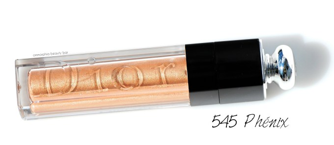 Dior 545 Phénix Fluid Shadow