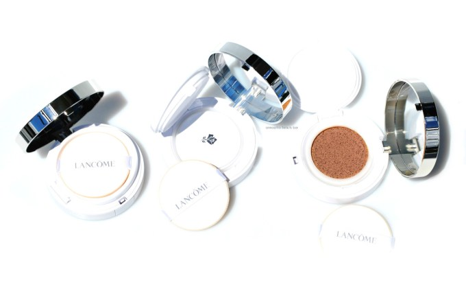 Lancome Miracle Cushion trio 1