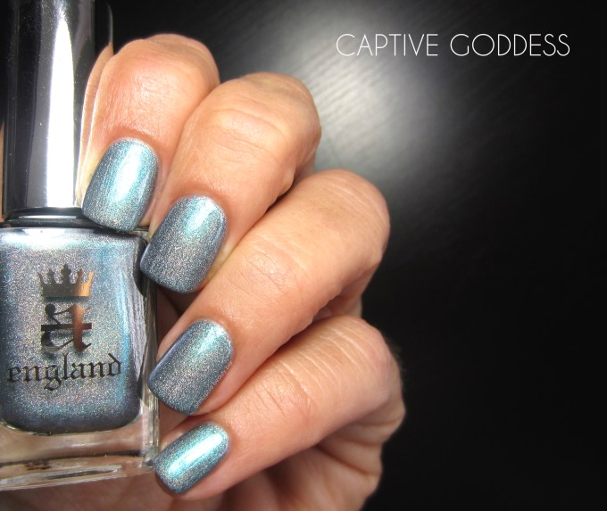 a-england Captive Goddess swatch 1