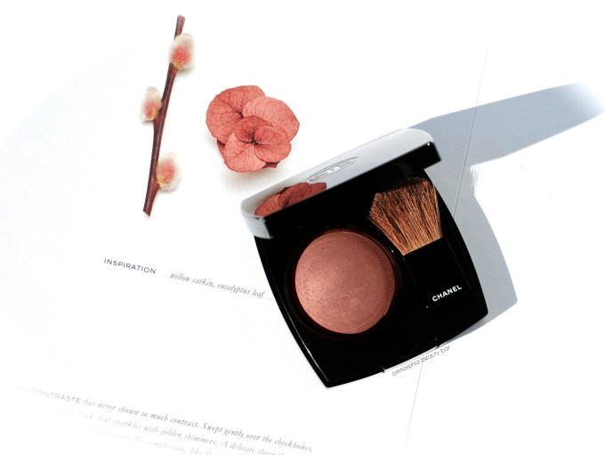 CHANEL Alezane blush opener