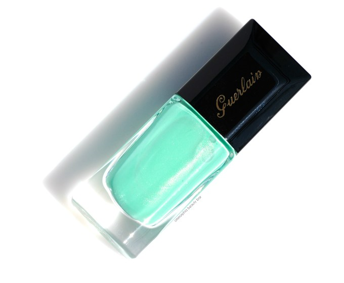 Guerlain Blue Ocean closer