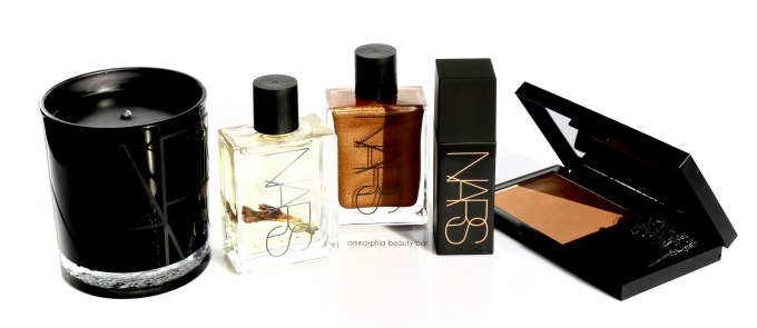 NARS Tahiti Bronze Collection opener new