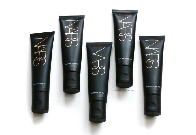 NARS Velvet Matte Skin Tint closer