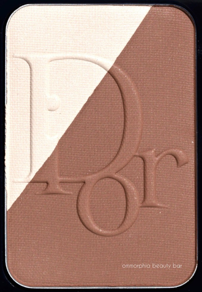 Dior Diorblush Sculpt Brown Contour macro