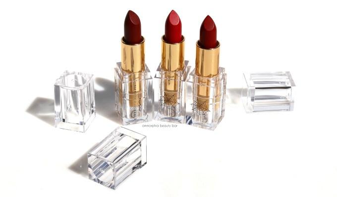 MAC x Charlotte Olympia lipsticks 2