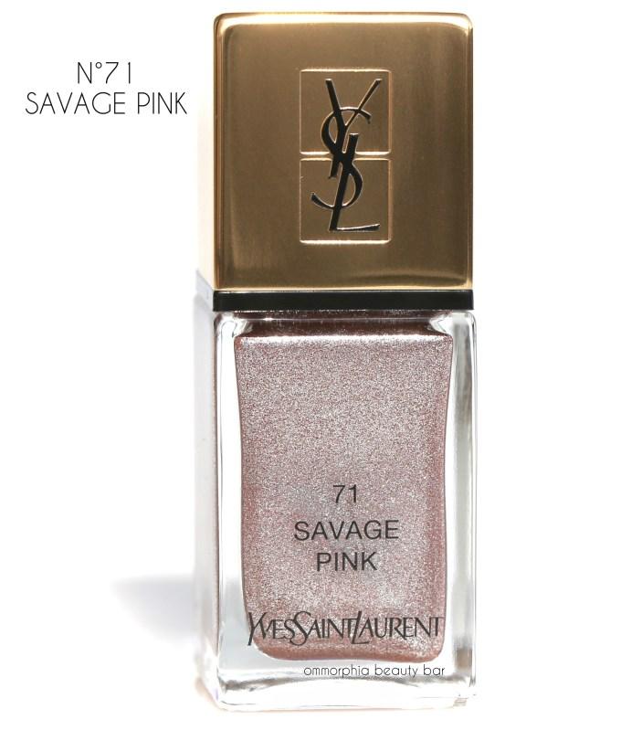 YSL Savage Pink 1