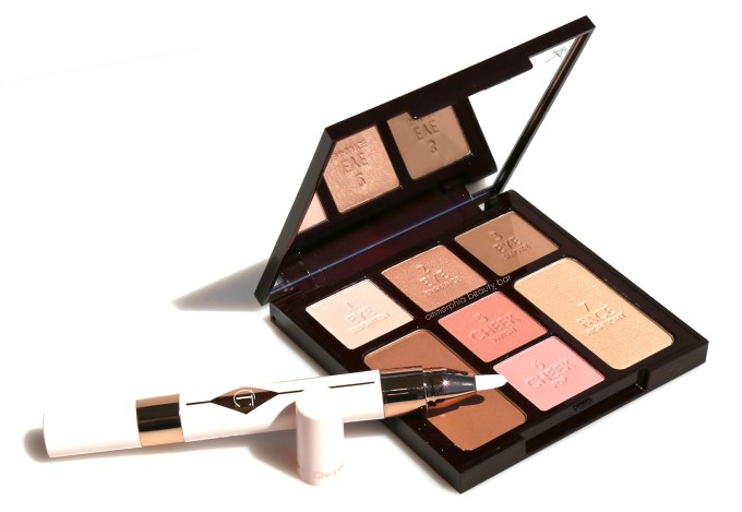 CT Instant Look In A Palette & Eye Wand closer