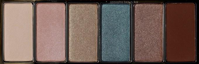 EL Bronze Goddess 2016 Eyeshadow Palette macro