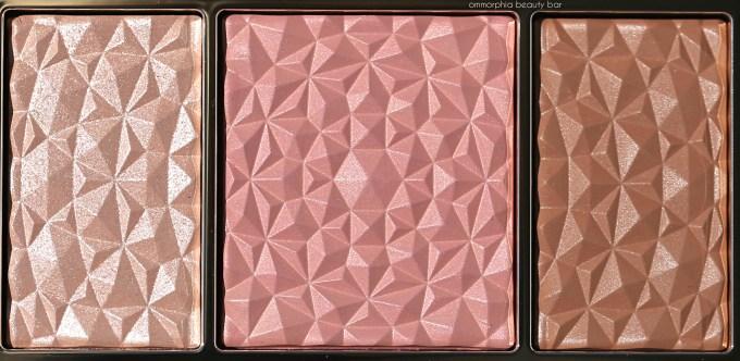 EL Bronze Goddess 2016 Multi-Glow Palette macro