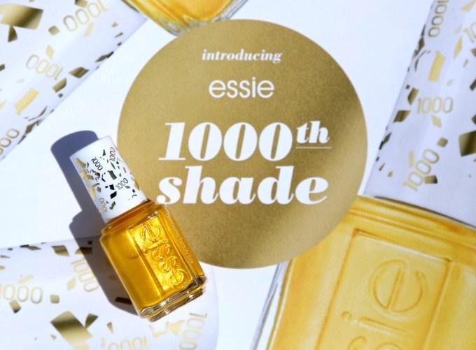 Essie Aim to Misbehave opener