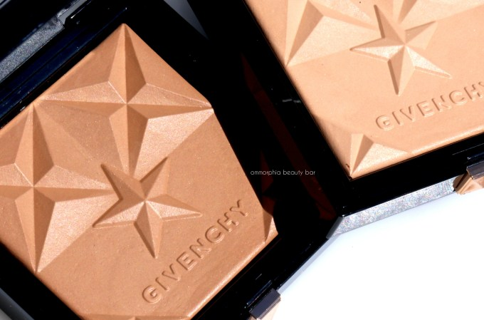 Givenchy Healthy Glow Powders & Mister Radiant Bronzer closer