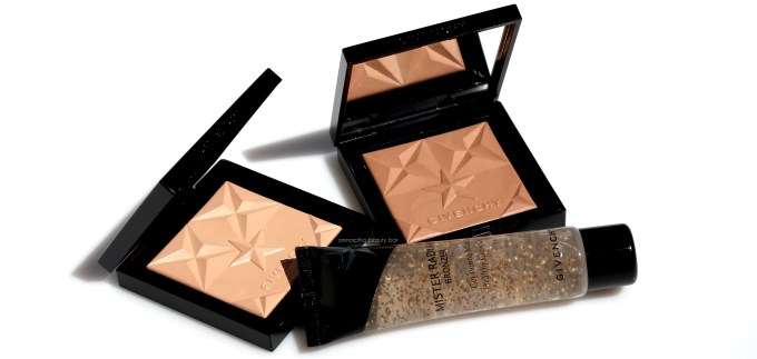 Givenchy Healthy Glow Powders & Mister Radiant Bronzer opener