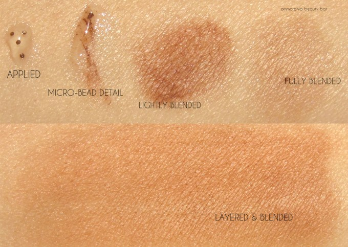 Givenchy Mister Radiant Bronzer swatches