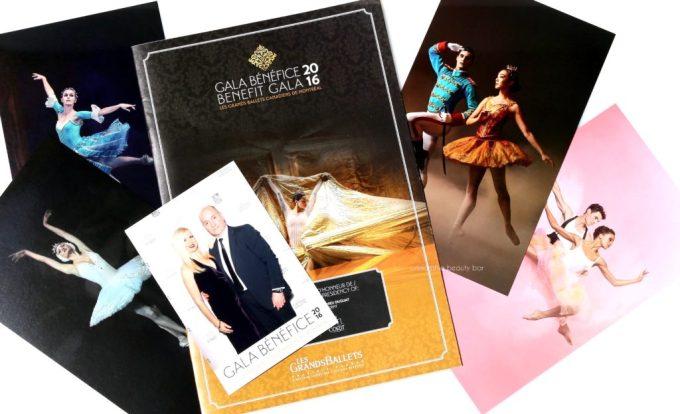Grand Ballets Gala opener