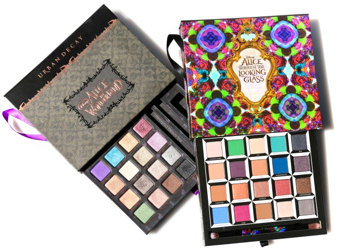 UD Alice palettes open