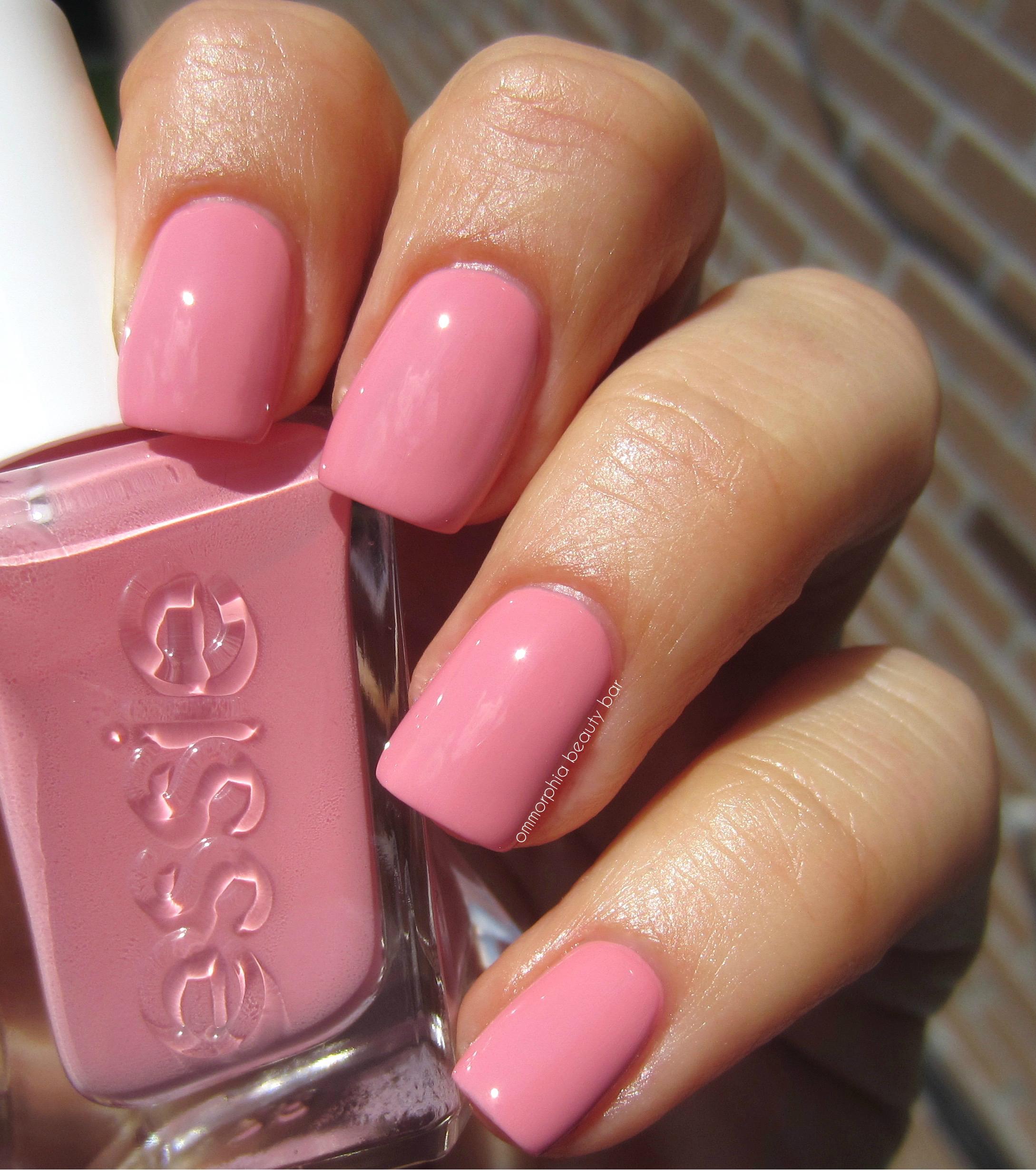 Essie | Gel Couture | ommorphia beauty bar