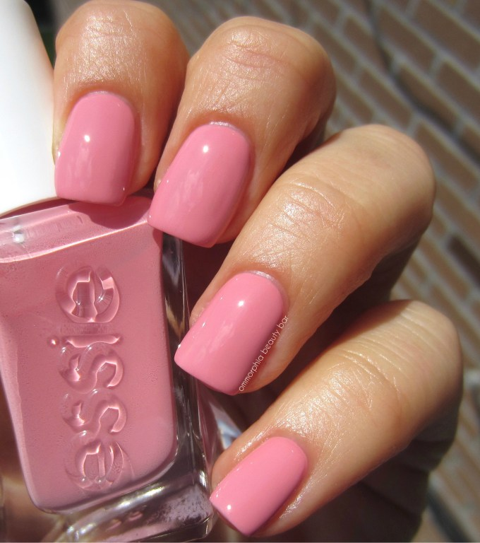 Essie Stitch by Stitch swatch