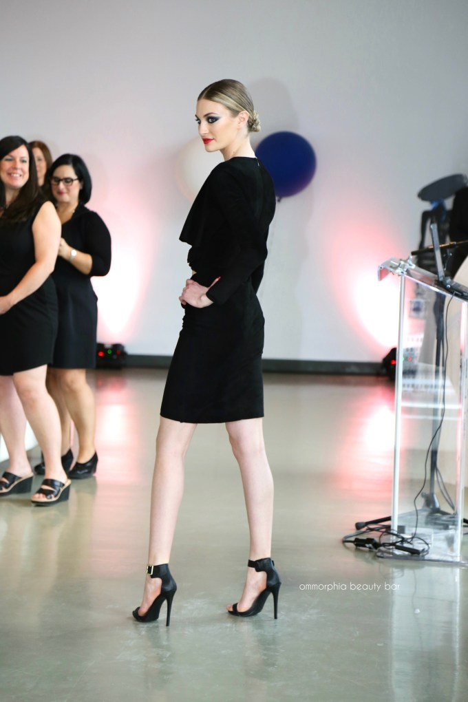 GUerlain LPRN fashion show 5