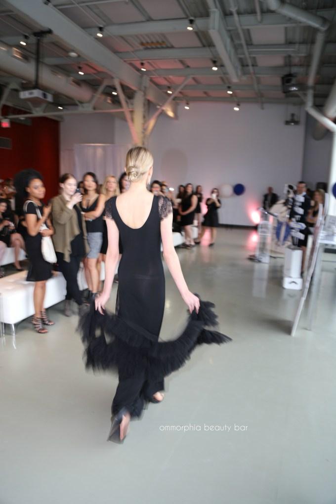 Guerlain LPRN fashion show 3