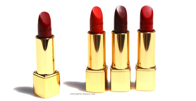 CHANEL Le Rouge lippies 2