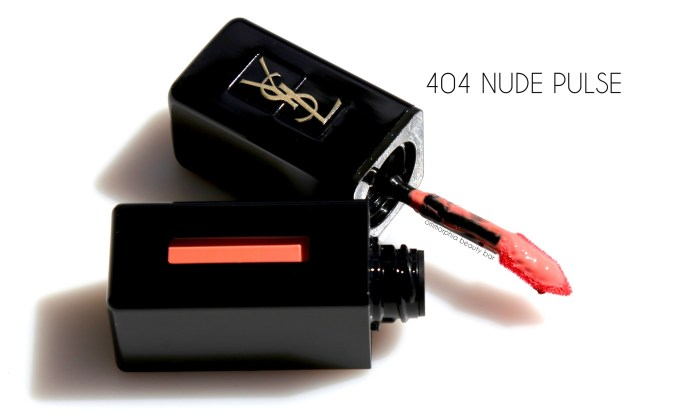 YSL Nude Pulse Vinyl Cream