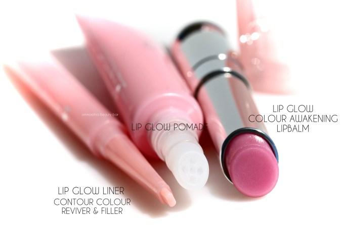 Dior Addict Lip Glow trio 2