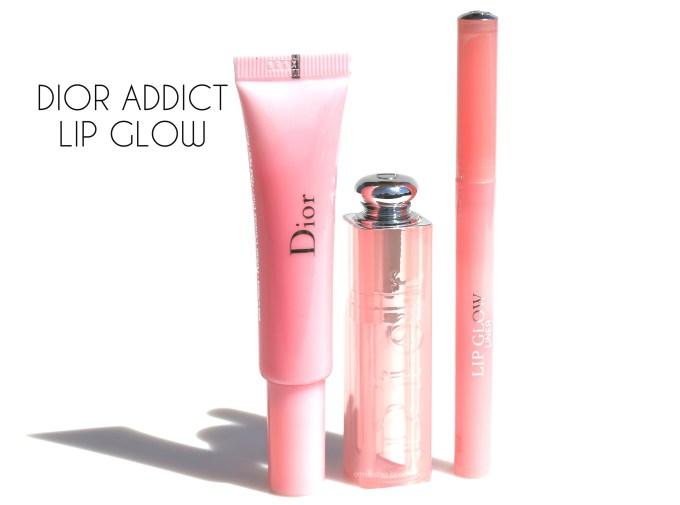 Dior Addict Lip Glow trio