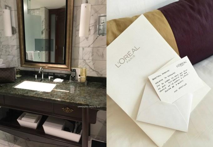 L'Oreal Vernis a L'Huile event Shangri-La Hotel 4