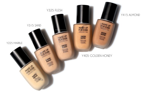 MUFE Water Blend foundation 2