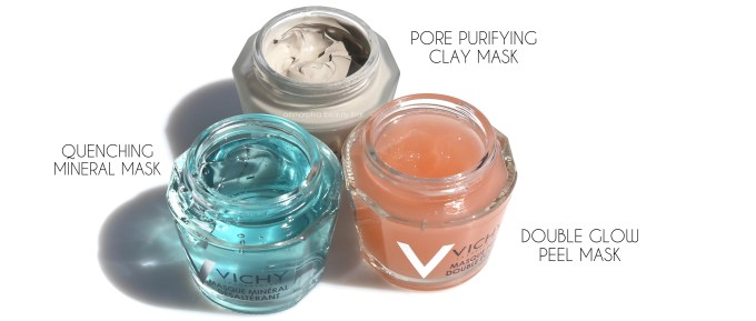 Vichy Mineral Masks 2