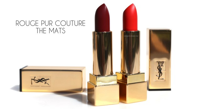 YSL The Mats Scandal Collection