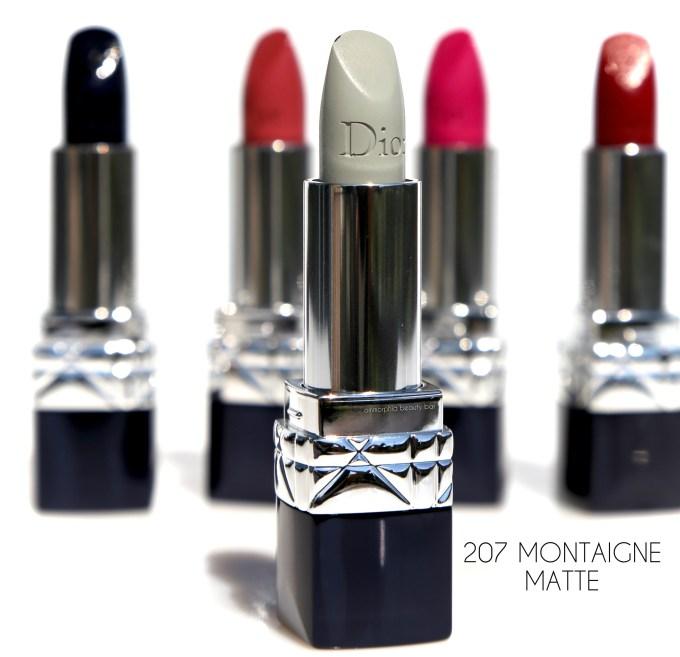 Dior Rouge Dior Montaigne Matte