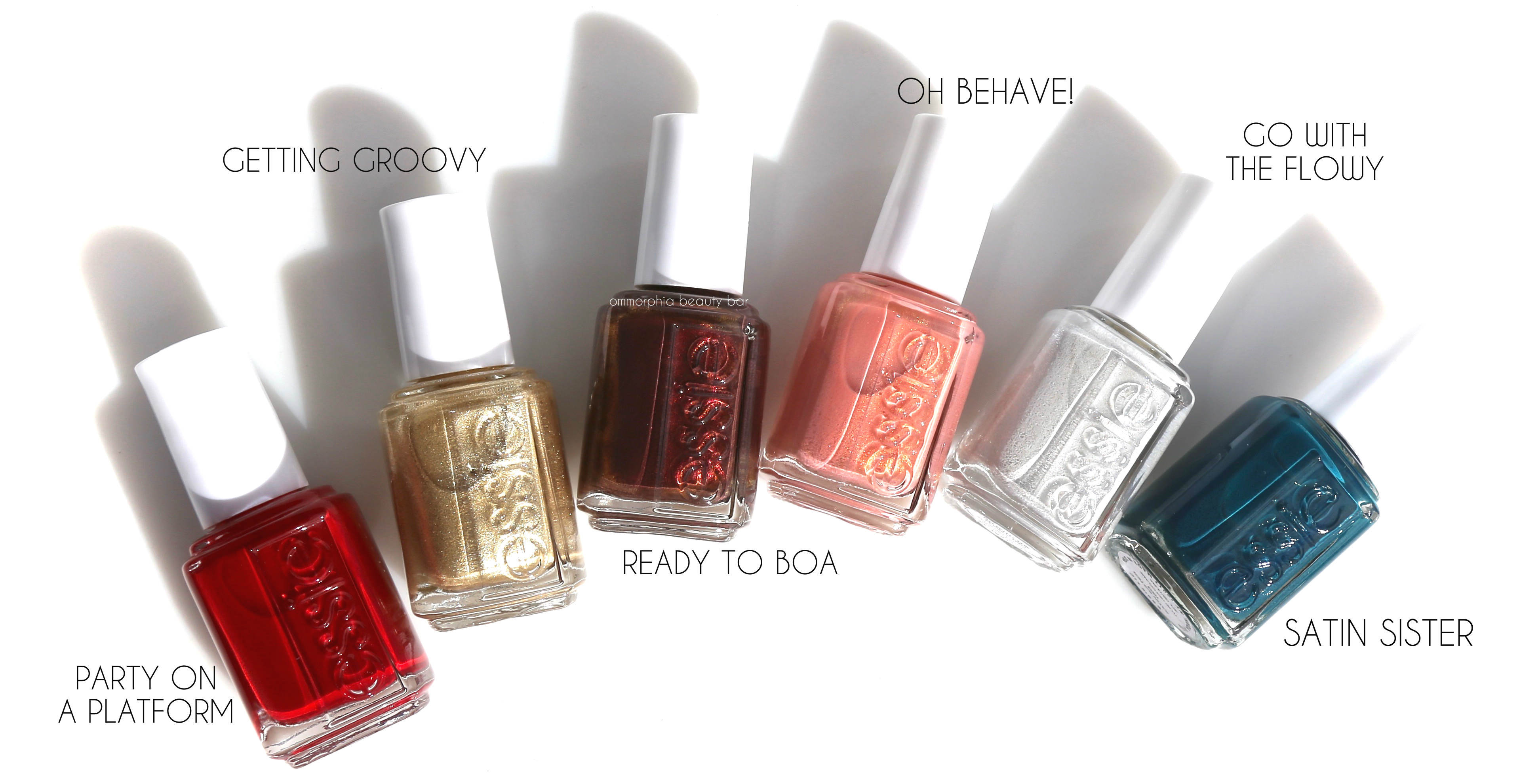 Essie · Winter 2016 Collection | ommorphia beauty bar
