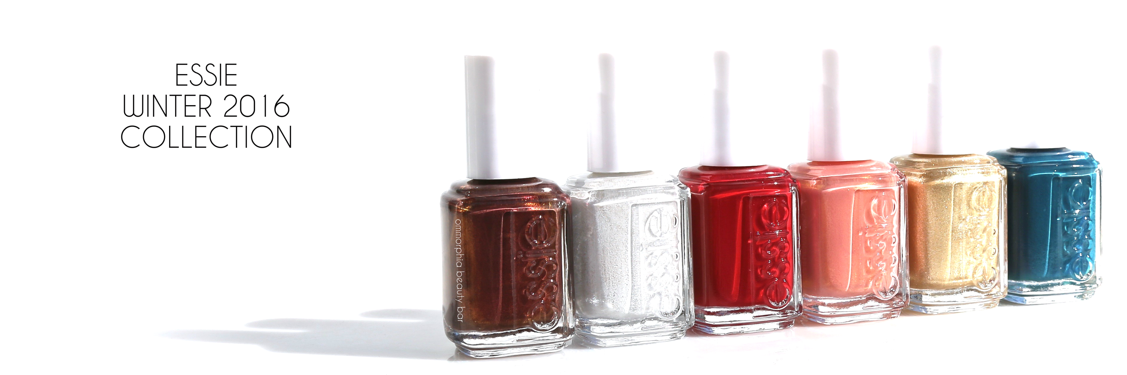 Essie · Winter 2016 Collection   ommorphia beauty bar