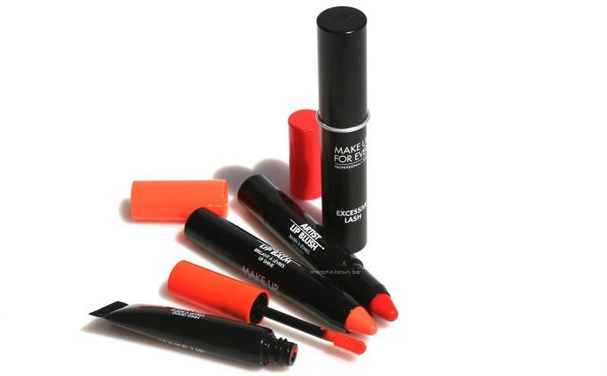 mufe-orange-explosion-lip-trio-excessive-lash-opener