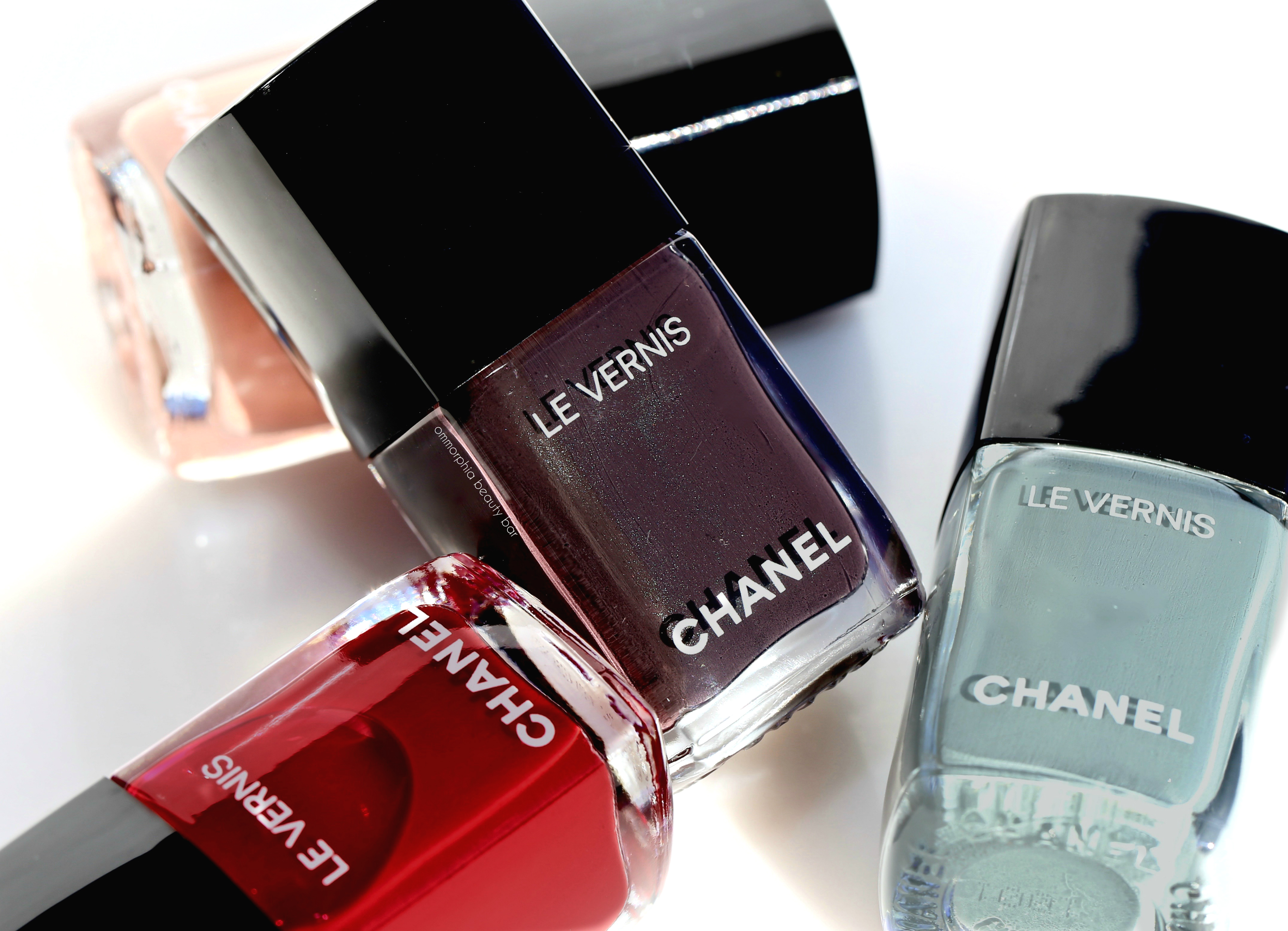 CHANEL · Le Vernis for Spring 2017 | ommorphia beauty bar
