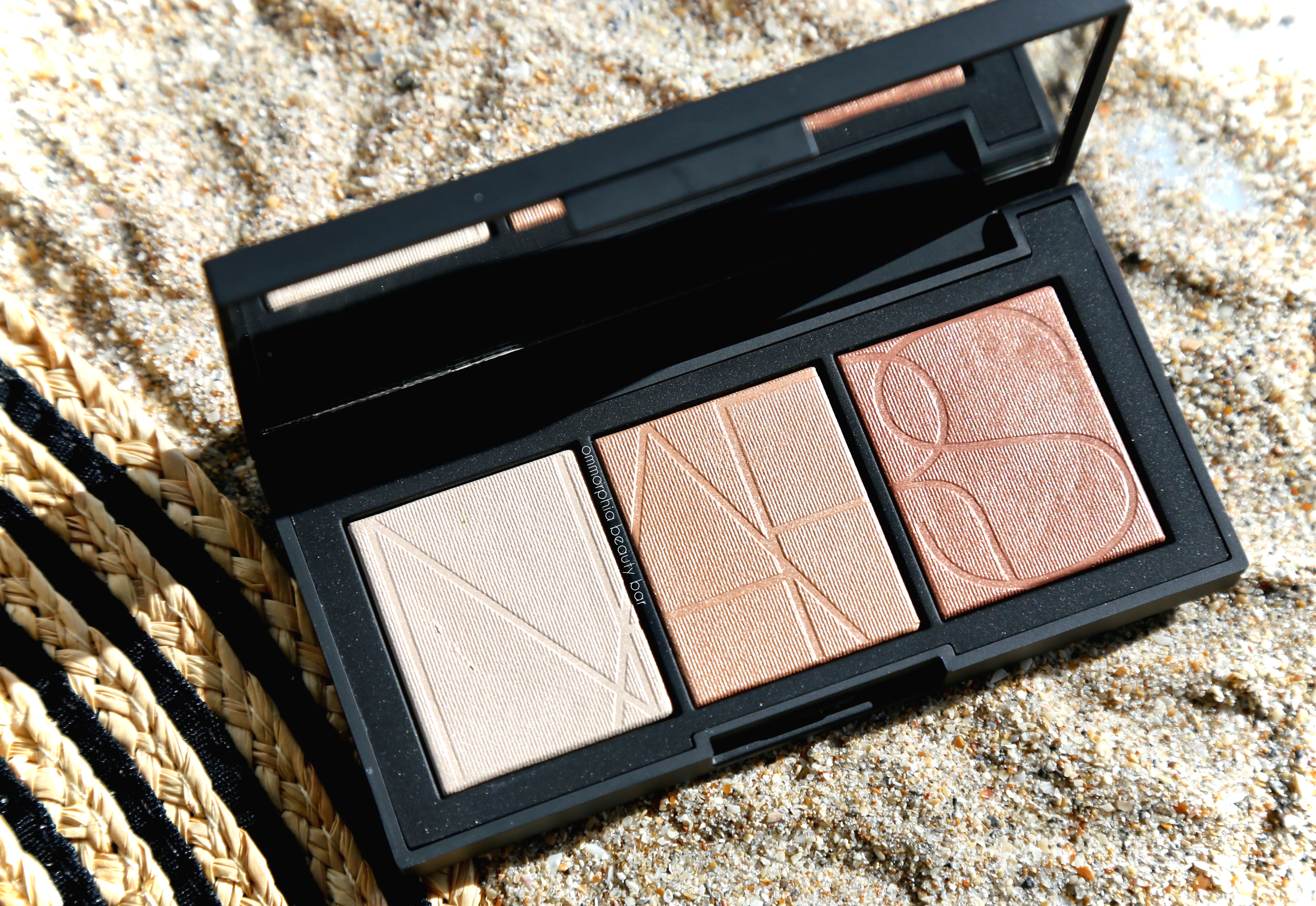 nars banc de sable highlighting palette ommorphia. Black Bedroom Furniture Sets. Home Design Ideas