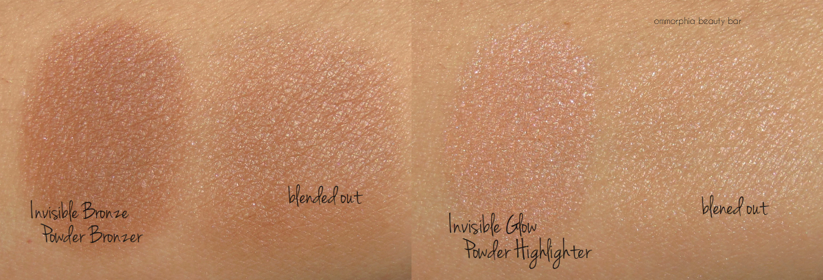 bareMinerals · Invisible Bronze Powder Bronzer & Invisible Glow ...