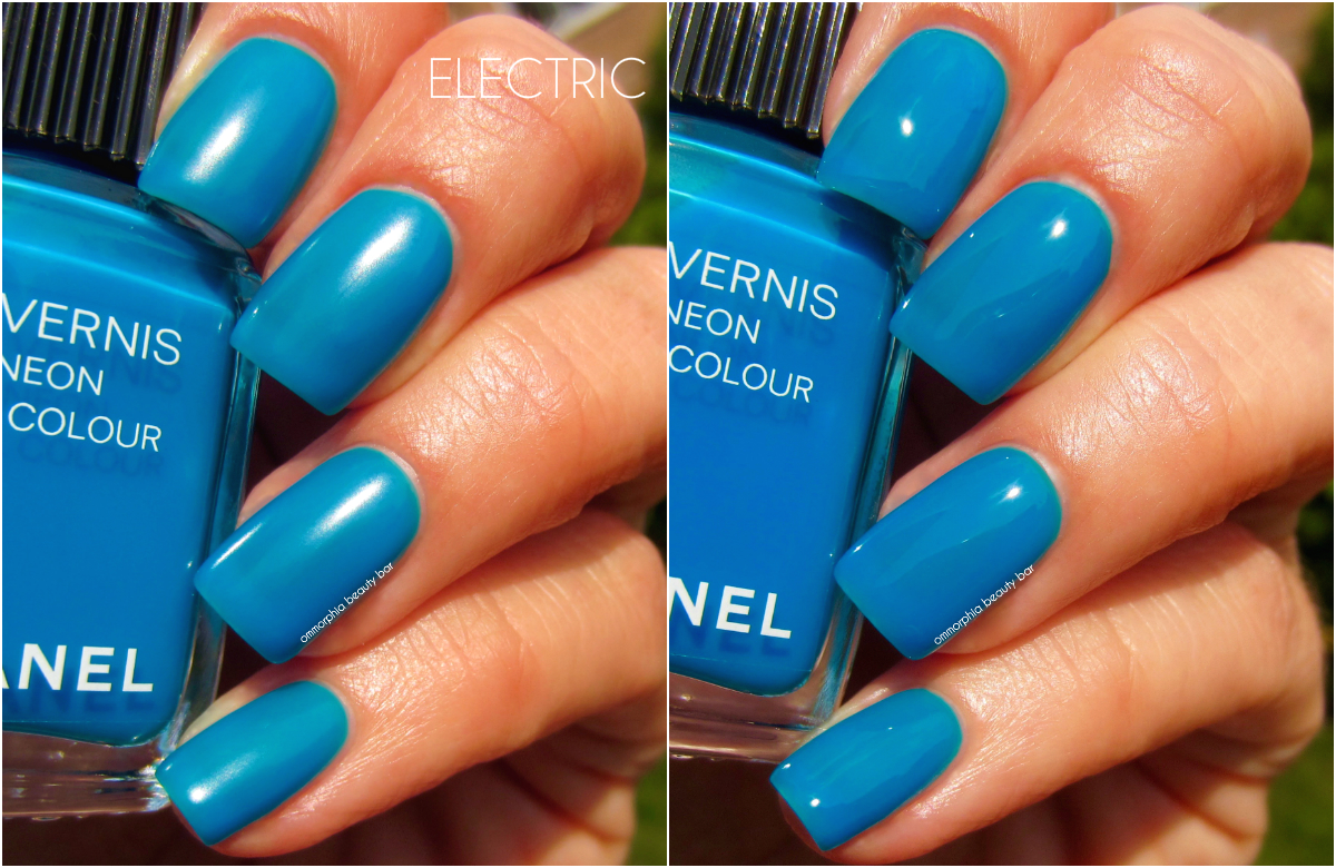 CHANEL · Neon Wave Collection | ommorphia beauty bar
